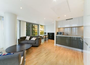 Thumbnail 2 bed flat for sale in The Landmark, West Tower, Canary Wharf