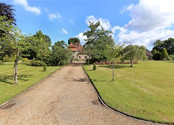 Thumbnail 4 bed detached house for sale in Milland Lane, Milland, Liphook, Hampshire
