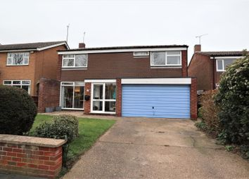 Thumbnail 4 bedroom detached house for sale in Long Leys Road, Lincoln