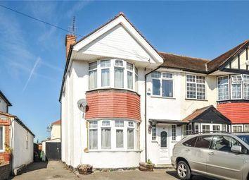 Thumbnail 3 bed semi-detached house to rent in Merton Avenue, Hillingdon, Uxbridge