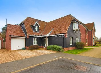 Thumbnail 5 bed detached house for sale in Jubilee Meadow, Eight Ash Green, Colchester
