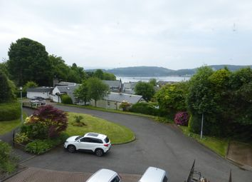 Thumbnail 2 bed flat for sale in Inchgower Grove, Rhu, Helensburgh