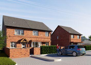Thumbnail 2 bed semi-detached house for sale in Oceana Crescent, Beggarwood, Basingstoke