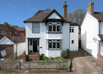 Thumbnail 5 bed detached house for sale in New Road, Saltwood, Hythe