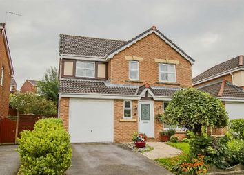 Thumbnail 4 bed detached house for sale in Spring Meadows, Clayton Le Moors, Accrington