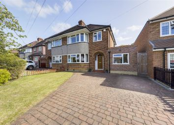Thumbnail 5 bed semi-detached house for sale in East Towers, Pinner