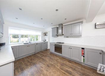 Thumbnail 3 bed detached house for sale in Oak Hill Road, Stapleford Abbotts, Romford, Essex