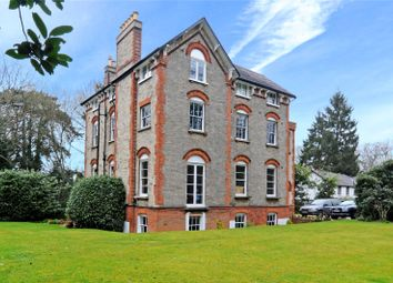 Thumbnail 3 bed flat for sale in Portsmouth Road, Esher, Surrey
