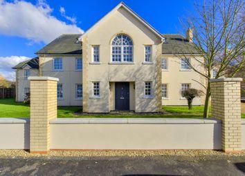 Thumbnail 6 bed detached house for sale in Fen View, Doddington, March