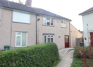 Thumbnail 4 bedroom end terrace house to rent in Eastfield Gardens, Dagenham, Essex