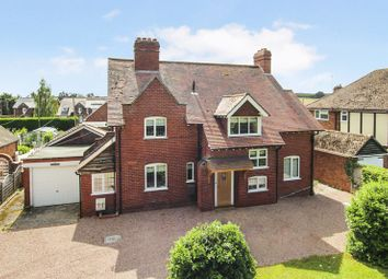 Thumbnail 3 bed detached house for sale in Kings Acre Road, Hereford