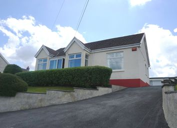 Thumbnail 4 bed detached bungalow for sale in Lletty Road, Upper Tumble, Llanelli