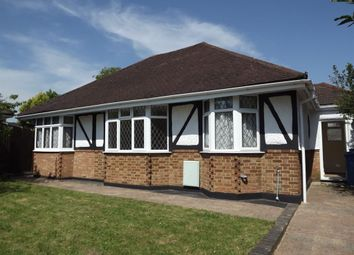 Thumbnail 4 bed bungalow to rent in Lower Farnham Road, Aldershot