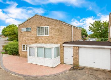 Thumbnail 3 bed link-detached house for sale in Bamburg Close, Corby