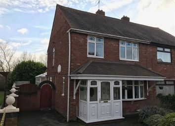 Thumbnail 3 bed semi-detached house for sale in Chapel Street, Pensnett, Brierley Hill