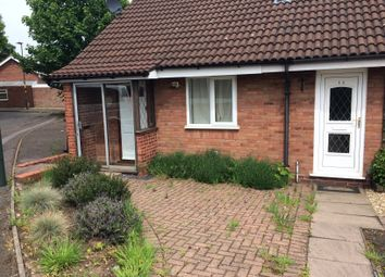 Thumbnail 1 bed semi-detached house to rent in The Pollards, Erdington, Birmingham
