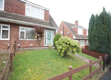 Thumbnail 3 bed semi-detached house to rent in Robertson Way, Malpas, Newport