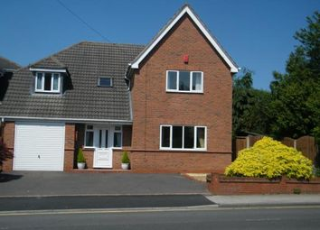 Thumbnail 4 bed detached house for sale in Stoke Road, Bromsgrove, Worcestershire