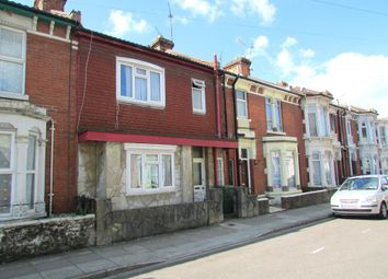 Thumbnail 5 bed terraced house for sale in Sandringham Road, Fratton, Portsmouth