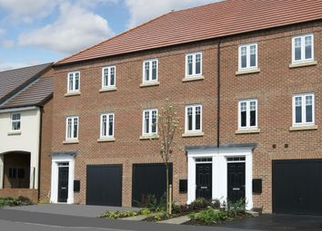 """Thumbnail 3 bedroom terraced house for sale in """"Houghton"""" at Yafforth Road, Northallerton"""