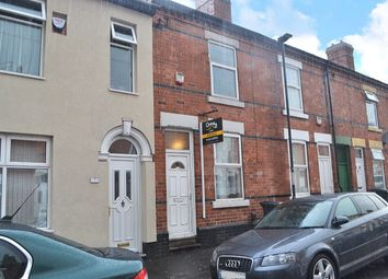 Thumbnail 2 bed terraced house for sale in Silver Hill Road, Derby
