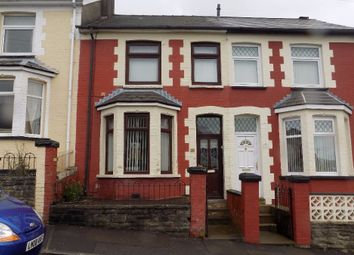 Thumbnail 3 bed terraced house for sale in Marlborough Road, Six Bells, Abertillery