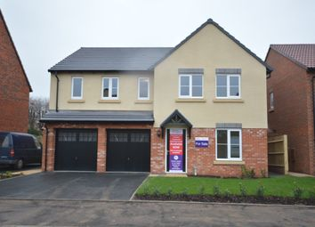Thumbnail 5 bed detached house for sale in Golf Links Lane, Wellington, Telford