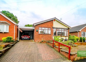 Thumbnail 2 bed detached bungalow for sale in Vigo Terrace, Walsall Wood