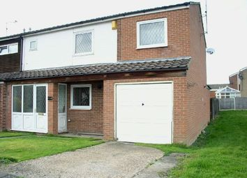 Thumbnail 5 bed semi-detached house for sale in Derwent Grove, Alfreton