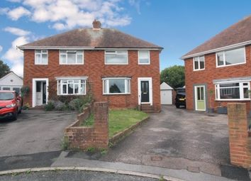 3 bed semi-detached house for sale in Glenmore Road, Heavitree, Exeter EX2
