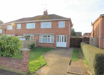 Thumbnail 3 bedroom semi-detached house for sale in Fulbridge Road, Peterborough