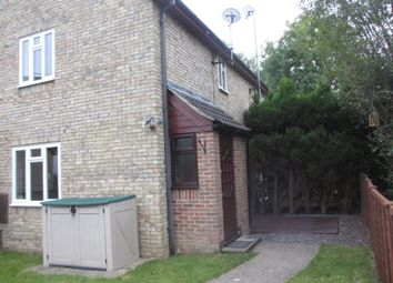 Thumbnail 1 bed terraced house to rent in Renown Way, Chineham, Basingstoke