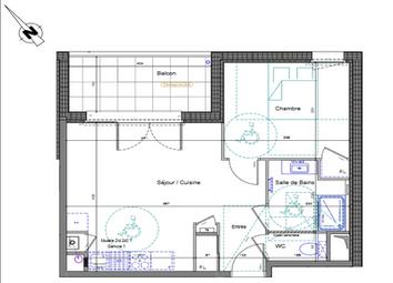 Thumbnail 1 bed apartment for sale in Thonon-Les-Bains, Haute-Savoie, France