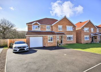 Thumbnail 4 bed detached house for sale in Tai Dyffryn, Nantgarw, Cardiff
