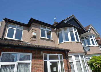 Thumbnail 3 bed maisonette to rent in Lowick Road, Harrow-On-The-Hill, Harrow