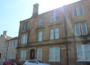 Thumbnail 1 bed flat for sale in Fyffe Place, Russell Street, Johnstone, Renfrewshire