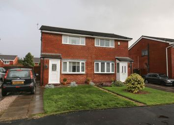 Thumbnail 2 bed semi-detached house for sale in Erradale Crescent, Winstanley, Wigan