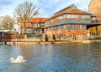 Thumbnail 4 bed detached house for sale in Carters Boatyard, Mill Road, Buckden, St. Neots