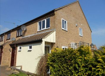 Thumbnail 2 bed end terrace house for sale in Reeds Way, Stowupland, Stowmarket
