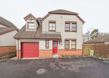 Thumbnail 4 bed detached house for sale in Bankton Drive, Bankton, Livingston EH549Eh