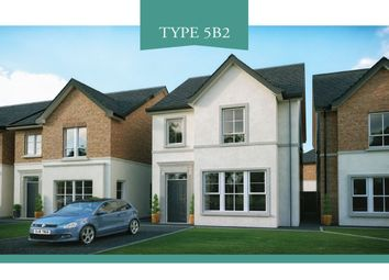Thumbnail 3 bed detached house for sale in Lynn Hall Park, Rathgael Road, Bangor