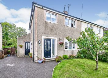 Thumbnail 3 bed semi-detached house for sale in Queens Crescent, Frizington, Cumbria