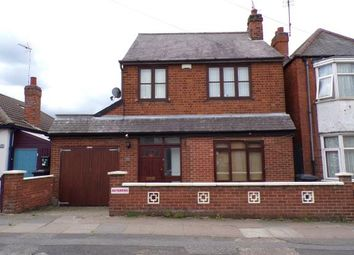 Thumbnail 4 bed detached house for sale in Fairfax Road, Leicester, Leicestershire, England