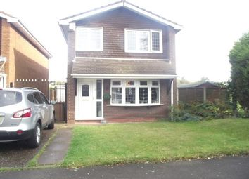 Thumbnail 3 bedroom property to rent in Silverstone Close, Bentley, Walsall
