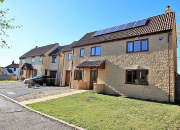 Thumbnail 4 bed detached house to rent in Green Lane, Ilminster