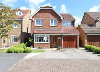 Thumbnail 4 bed detached house for sale in Lanthorn Close, Broxbourne