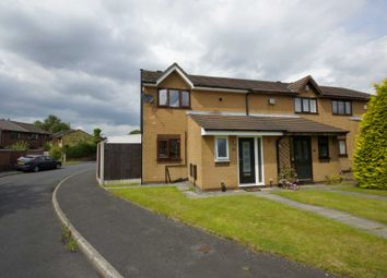 Thumbnail 2 bed semi-detached house for sale in Captain Lees Road, Westhoughton, Bolton