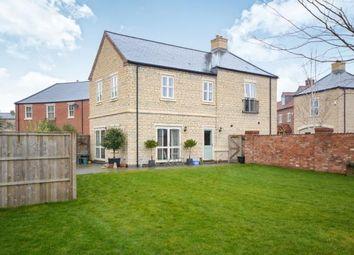 Thumbnail 4 bed detached house for sale in Medland Drive, Bracebridge Heath, Lincoln, Lincolnshire