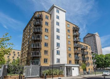 Thumbnail 1 bed flat for sale in Hutchings Street, London