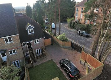 Thumbnail 3 bed end terrace house for sale in Aspen Court, East Grinstead, West Sussex